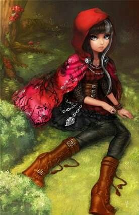 Cerise Hood | Ever After High | Pinterest | Hoods and Rouge