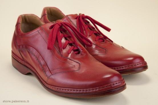 Pakerson Shoes with laces: the best leathers, the finest design, the most talented craftsmanship. Visit Pakerson Online Store and discover Italian excellence. - Scarpe con lacci Pakerson: i migliori pellami, il design più esclusivo, le lavorazioni artigianali più prestigiose. Visita lo Store Pakerson e scopri l'eccellenza. http://store.pakerson.it/man-lace-up-shoes-16001-red.html
