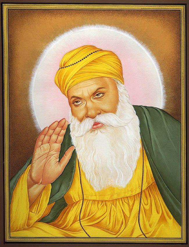 Sikh | Guru Nanak - The First Sikh Guru