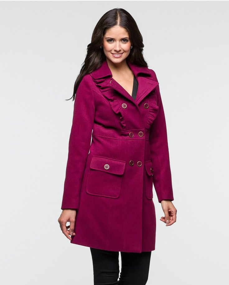 Colorful and warm coats available at Bonprix + 6% cashback for shopping via CashOUT
