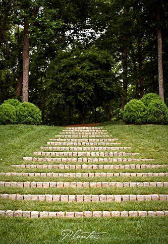 Best 25 landscape steps ideas on pinterest rock steps - Atlanta farm and garden by owner ...