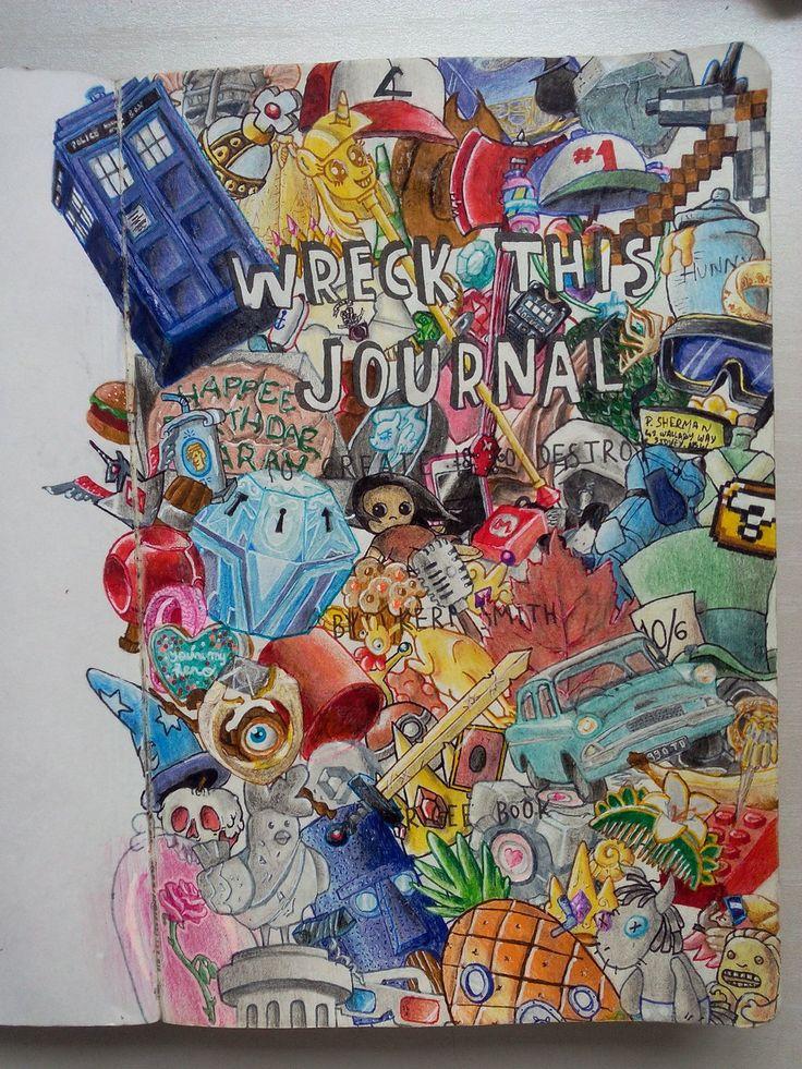 Superhero Mckenna: A 6 x 9 Lined Journal
