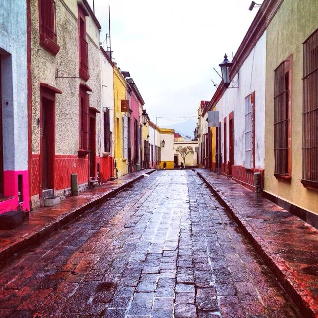 Calles de Querétaro, una ciudad increíble.