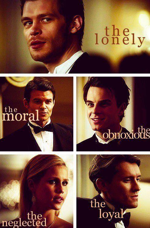 #TVD The Originals