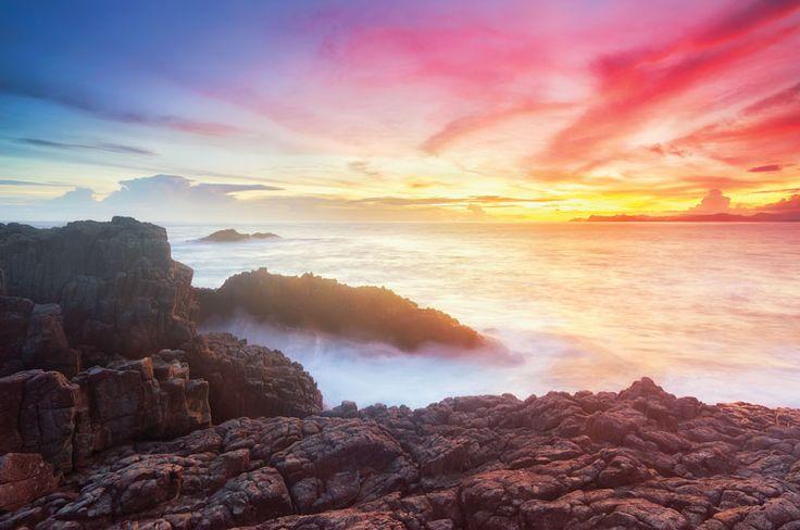 Semeti-Sunset,-Lombok_thetraveler