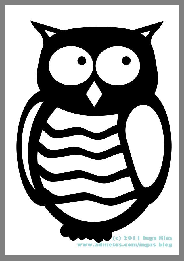 Fensterbiild Eule Winter Basteln : fensterbiild, winter, basteln, Happy, Rodes, Sonstiges, Fensterbilder, Herbst, Vorlagen,, Herbst,, Basteln