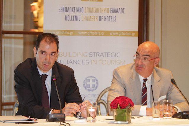 ΞΕΕ: Κατ΄ ελάχιστον 341 εκατ. ευρώ ετησίως εισροή εσόδων στο δημόσιο θα δημιουργήσει o κοινός τρόπος φορολόγησης ξενοδοχείων και καταλυμάτων