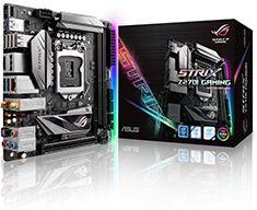 ASUS ROG Strix Z270I Gaming Motherboard $270AUD