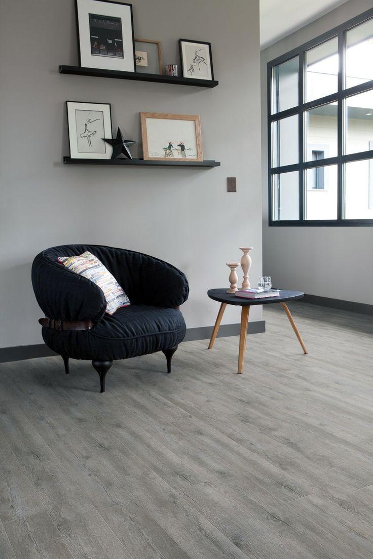 Home plus Stick - New country: Zelfklevende pvc laminaat vloer