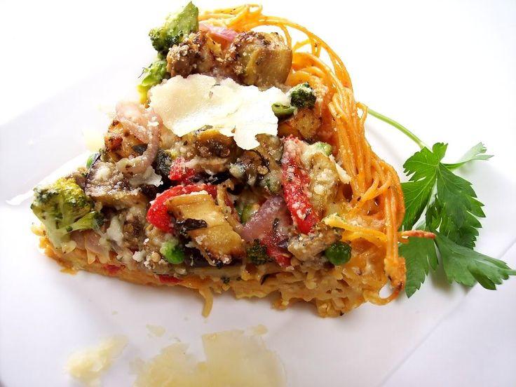 looks promising: Vegetable, Casseroles Pies, With Vegetables, Verduras Pasta, Pasta, Pastel De