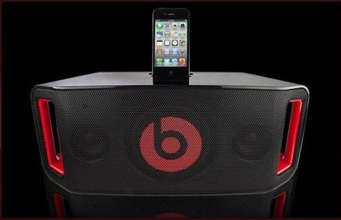 Dr. Dre presenta las nuevas bocinas Beatbox Portable on http://entermedia.mx