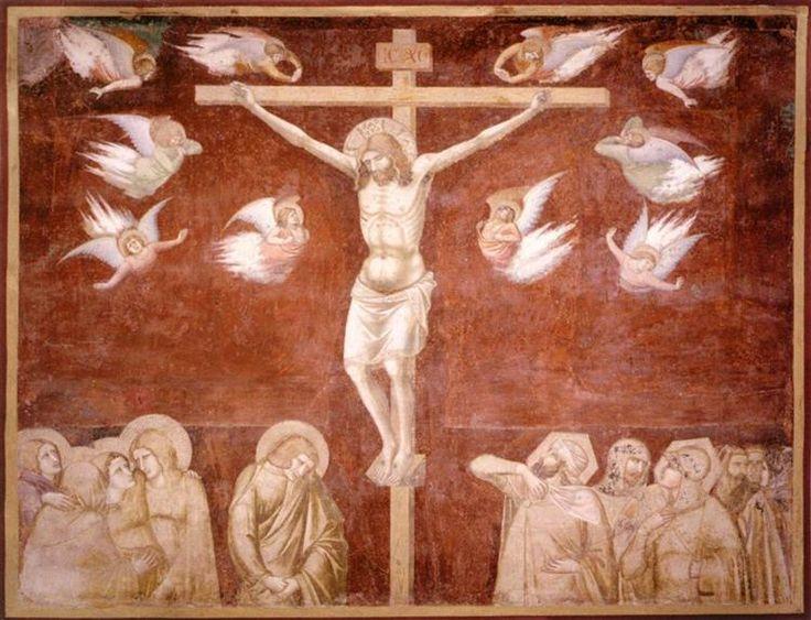 Crucifixion - Pietro Lorenzetti