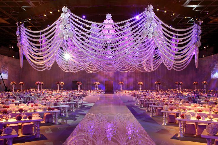 Beautiful Emarati, Kuwaiti & Saudi wedding stages ...