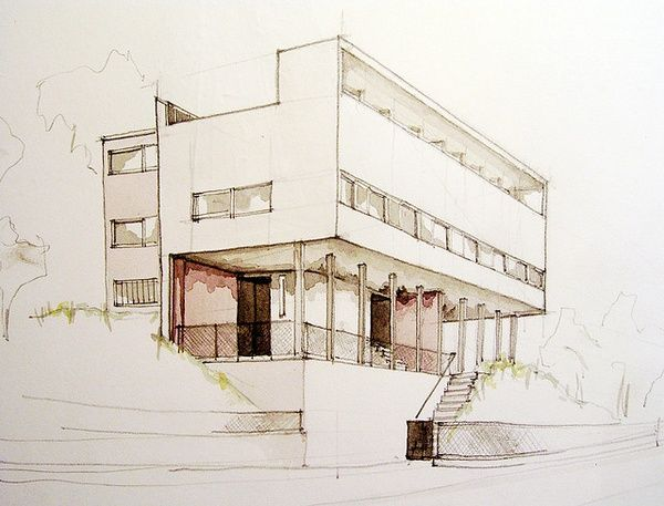 Le corbusier popular pins pinterest architektur for Architecture 00