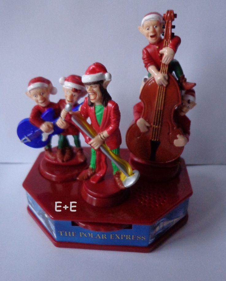 Polar Express Game Box Kinder Maxi Surprise Germany RARE=1001+534