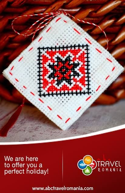 Today is the first day of March. A new month, a new season. Today we celebrate Mărțisor! #martisor #spring #abctravelromania http://abctravelromania.com/romanian-spring-traditions-martisor-dochia/