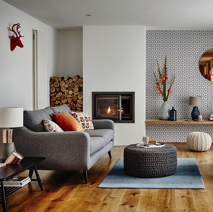 A new season is the perfect time to re-think your interior. Embrace autumn and create a cosy vibe with burnt oranges, rustic tans and earthy brown tones.