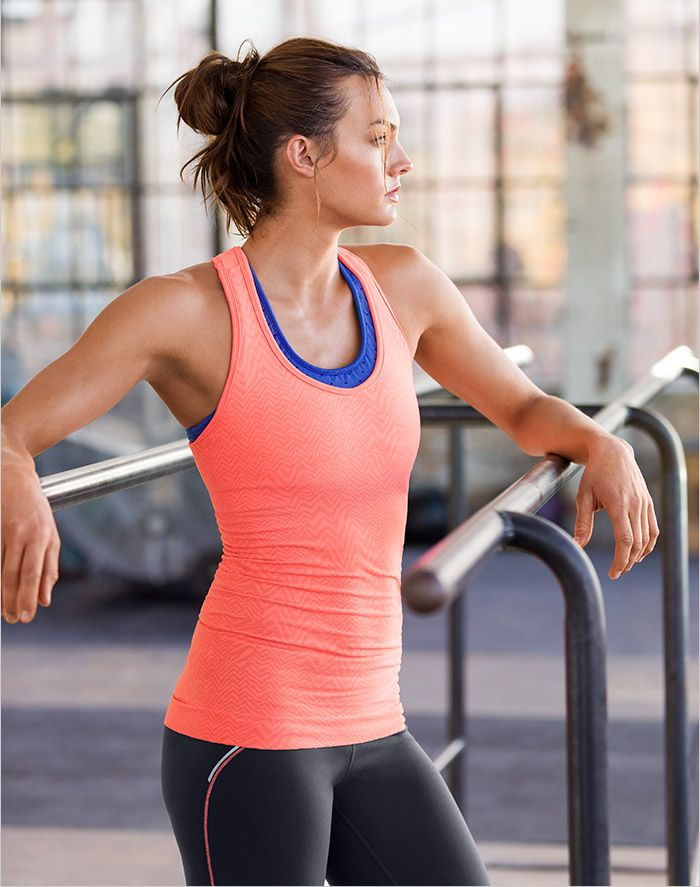 The Naperville Athleta store is located in Washington Place in downtown Naperville, about 30 miles outside Chicago and just a short walk away from the DuPage River.