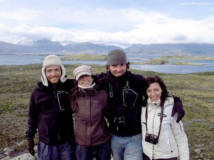 Massi+Sara+Gabi+Elena from Italy
