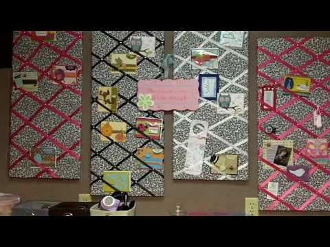 134 best tween to teen bedroom ideas images on pinterest for Diy bulletin board for bedroom