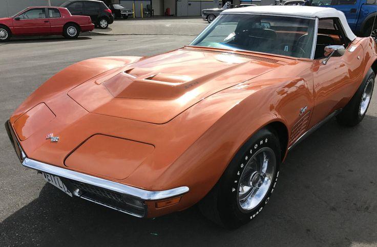 1971 Corvette LT-1