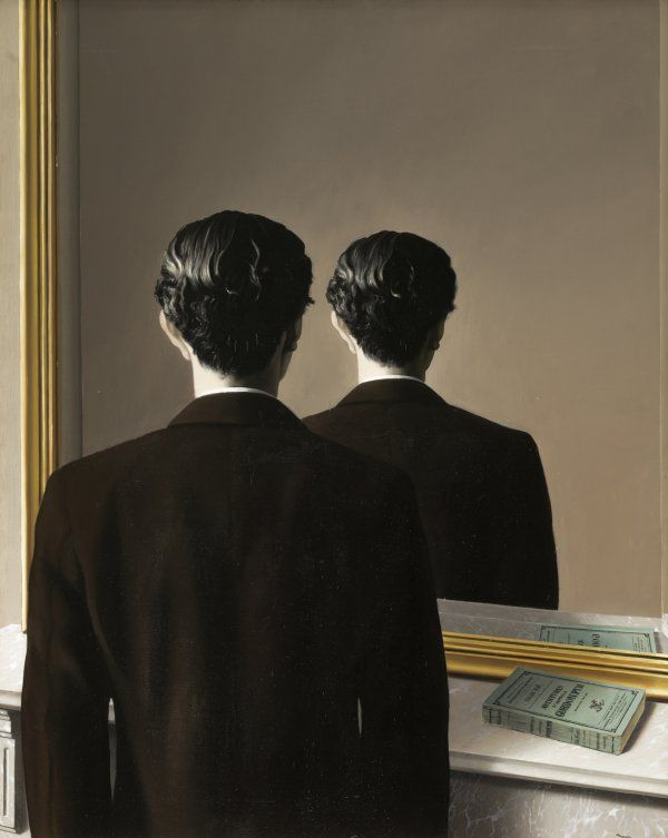 La reproduction interdite | Rene magritte, Magritte, Arte surrealista