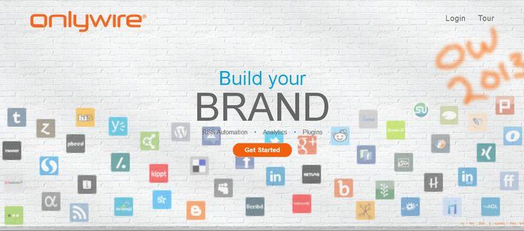 OnlyWire es una herramienta de auto-distribución que comparte y monitoriza tus artículos y contenidos en las  principales de redes sociales y de negocios de la web.