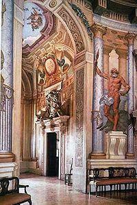 """Italian Villa: Villa Capra """"La Rotonda"""", Veneto, Italy"""