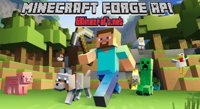 Minecraft Forge API Installer
