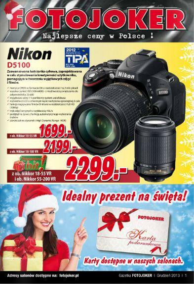 Pstryk, pstryk! Coś dla fanów fotografowania. Tu na pewno znajdzie się coś do waszych sprzętów http://www.promocyjni.pl/gazetki/12873-najlepsze-ceny-w-polsce-gazetka-promocyjna