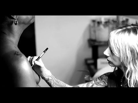 POPSUGAR VIDEO: Non-Profit Is Helping Breast Cancer Survivors Get Their Perfect Mastectomy Tattoo [p-ink.org]