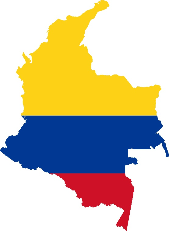 colombia!