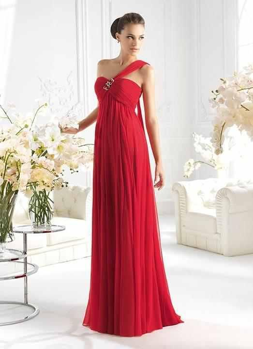 red maxi dress @roressclothes closet ideas #women fashion outfit #clothing style apparel