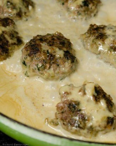 French Meatballs? Mais oui! Le Chef et La Bonne Femme show you how it's done.