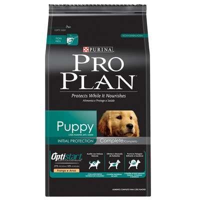 Ração Nestlé Purina Pro Plan Puppy Optistart Complete Sabor Frango e Arroz - Pet Love