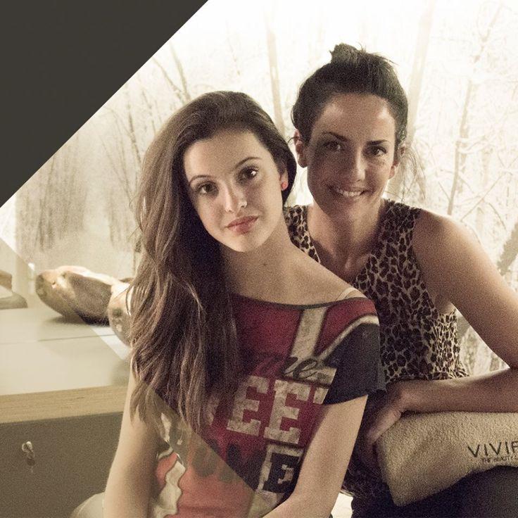 H Εύη Αδάμ και η κόρη της Δανάη Λιβιεράτου απόλαυσαν τη δική τους όμορφη μέρα στα Vivify! Ζήσε κι εσύ μια μοναδική εμπειρία - γιατί η ομορφιά είναι επιλογή σου!