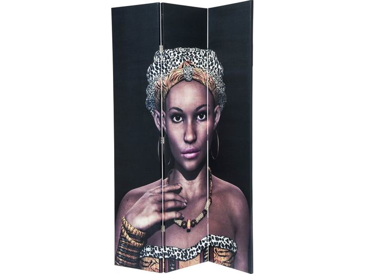 Parawan African Queen — Parawany Kare Design — sfmeble.pl