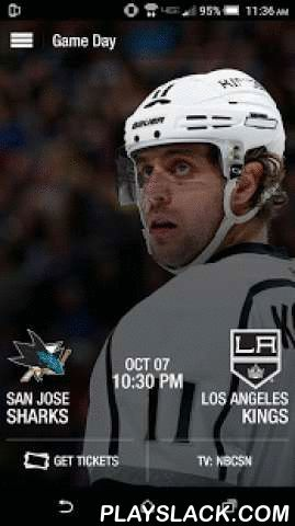 LA Kings  Android App - playslack.com ,  This official app of the LA Kings brings fans closer to the team than ever before. Get live game coverage, player interviews, game previews and recaps, postgame video highlights, enhanced stats, customized game alerts, player profiles and much more! Follow the Kings all season long on your mobile device!Kings App Features Include:• Live Game Coverage with Near Real-Time Shift Changes, Player Stats, Boxscore and Play-by-Play• Post-Game Video…