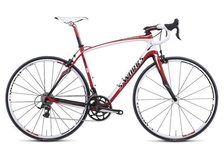 Specialized S-Works Roubaix SL3 with Dura-Ace