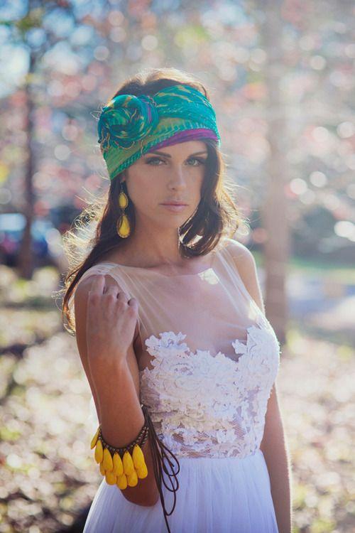 destination wedding hippie chic
