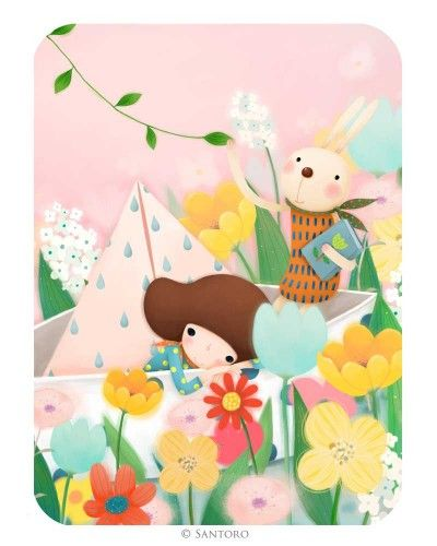Kori Kumi Cards - Dreamboat