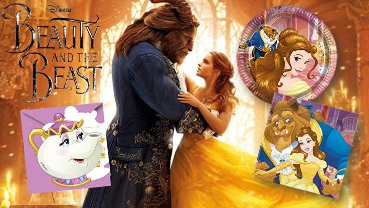 Belle en het Beest versiering voor uw feest | Feestwinkel Altijd Feest - Vanaf vrijdag te koop!