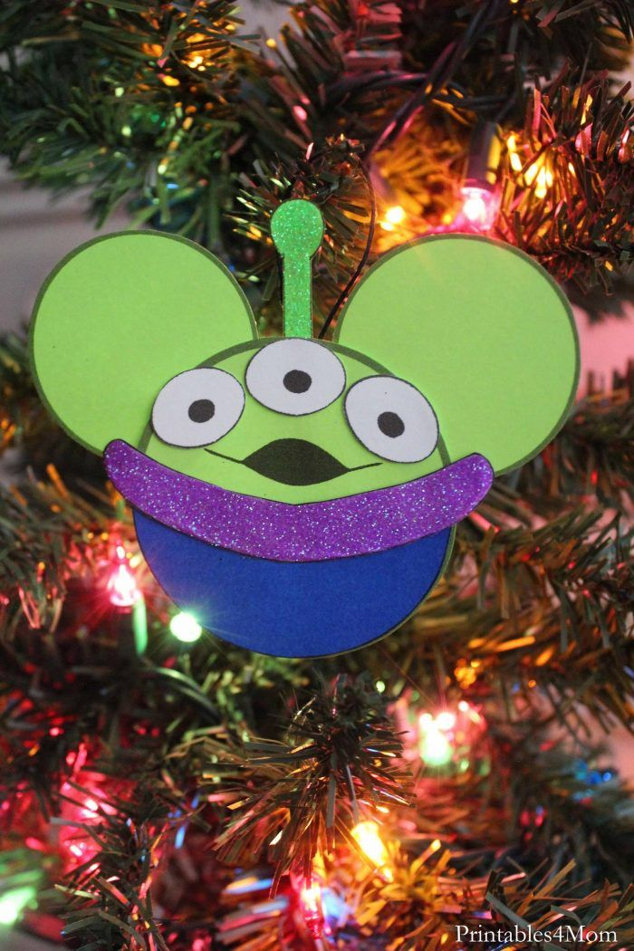 Alien Toy Story Christmas Ornament In 2020 Christmas Ornaments Christmas Christmas Traditions