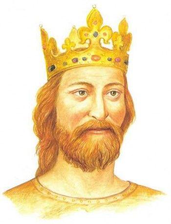 Král Jan. Toho nebude, aby český král z boje utíkal. Jean 1er de Boheme dit L´Aveugle