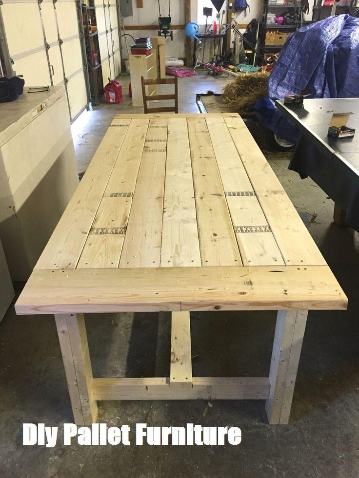 Diy Reclaimed Wood Furniture Pallet To Furniture Palet Tahtasi Evler Dekorasyon