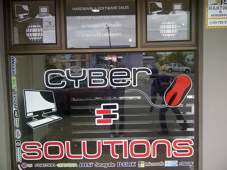 """CYBER SOLUTIONS For ALL computer, hardware and software - Repairs etc. www.facebook.com/Cybertechsa """"Bringing ICT Solutions to Life"""""""