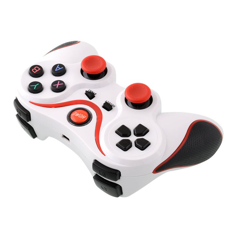Hot Wireless √ Bluetooth Game Gamepad Controller White+Red For Smart Ξ Android Phone Samsung ZTE Tablet PCHot Wireless Bluetooth Game Gamepad Controller White+Red For Smart Android Phone Samsung ZTE Tablet PC http://wappgame.com