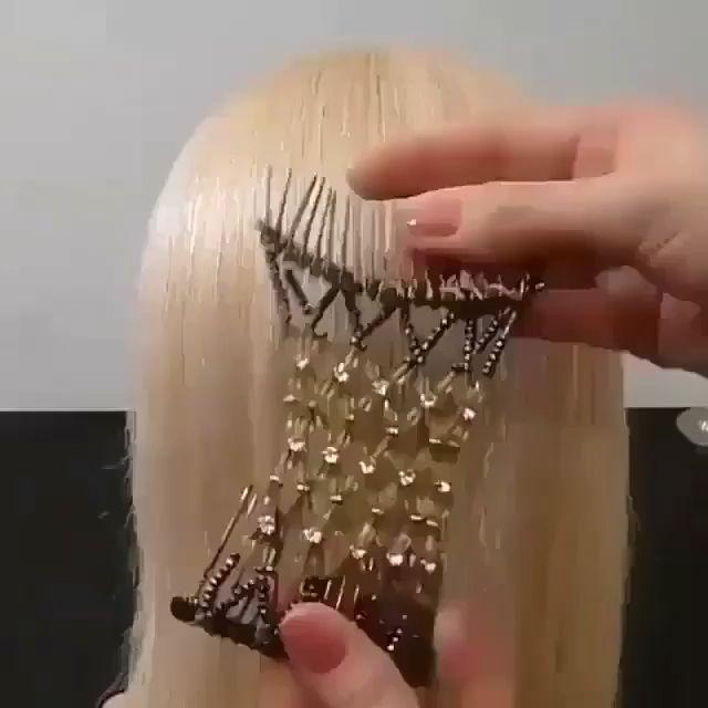 Kreative Frisuren für Mädchen   – Hairstyles Artistry