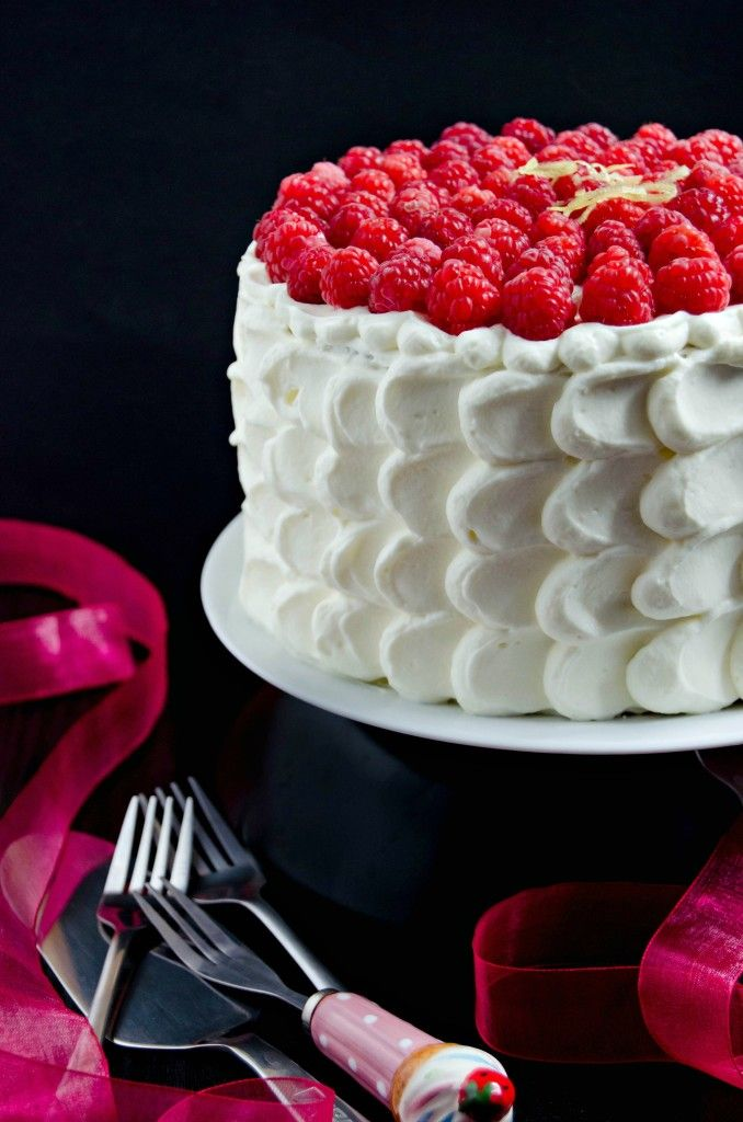 Lemon Velvet Cake - rich and yet refreshing, tangy and buttery, this cake is a delicacy for your senses! www.pastry-workshop.com