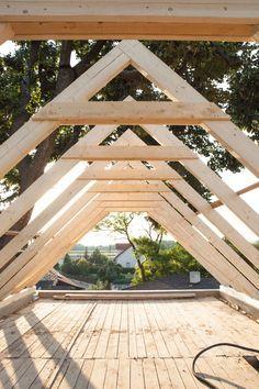 #Mantenimiento para techos de madera.